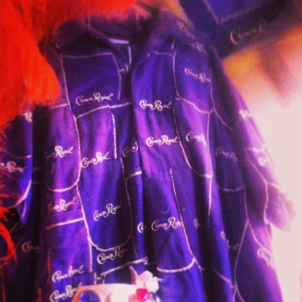 Crown Royal Suit