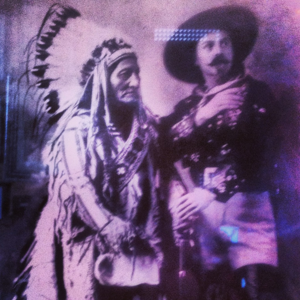 Original indian black n white